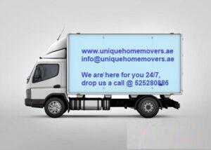 Unique Home movers services